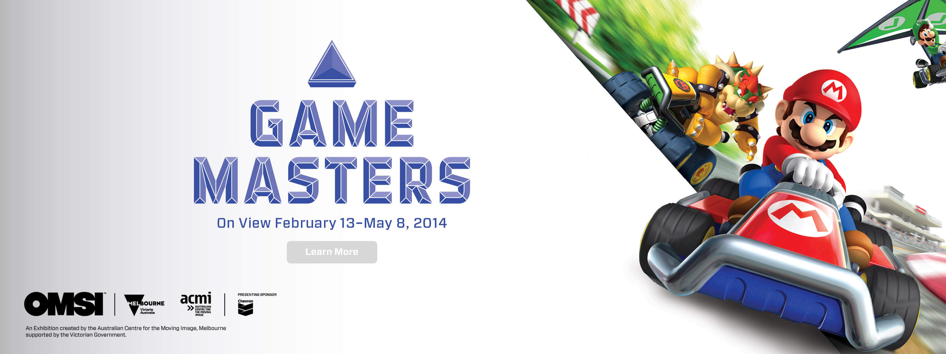 Gamemasters - On View Feb. 13 - May 8
