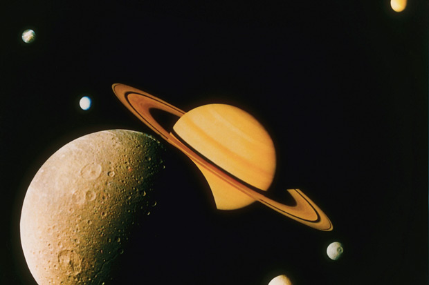 Saturn and other planets